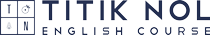 Titik Nol English Course Logo